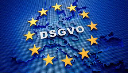 DSGVO- Informationen zur Datenschutz-Grundverordnung