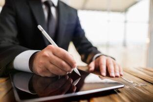 Die digitale Unterschrift: Wie Sie online rechtssicher unterschreiben