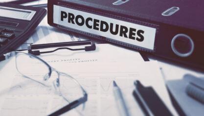 Das Verfahrensverzeichnis - Datenschutzorganisation im Unternehmen